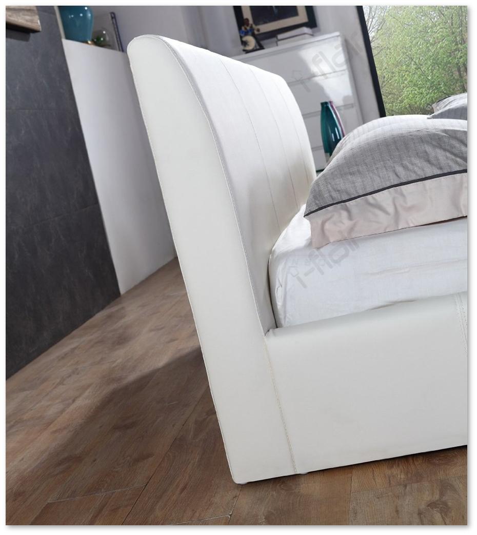 Weißes Bett 160X200 ist nett stil für ihr haus design ideen