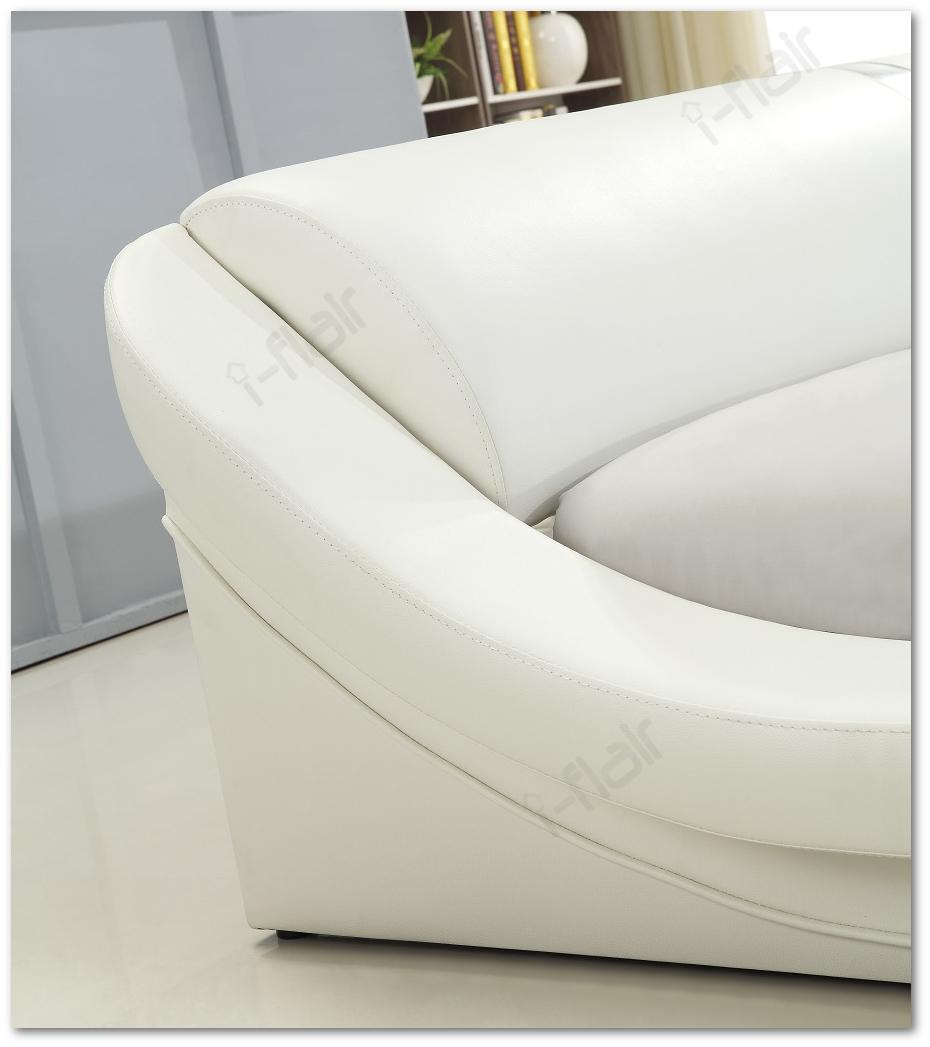 polsterbett doppelbett bettgestell design bett toni 160x200 cm wei 68 ebay. Black Bedroom Furniture Sets. Home Design Ideas