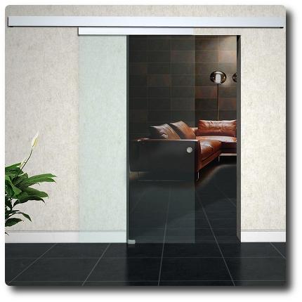90 cm schiebet r glast r glasschiebet r zimmert r 08 nur hier softclose neu. Black Bedroom Furniture Sets. Home Design Ideas