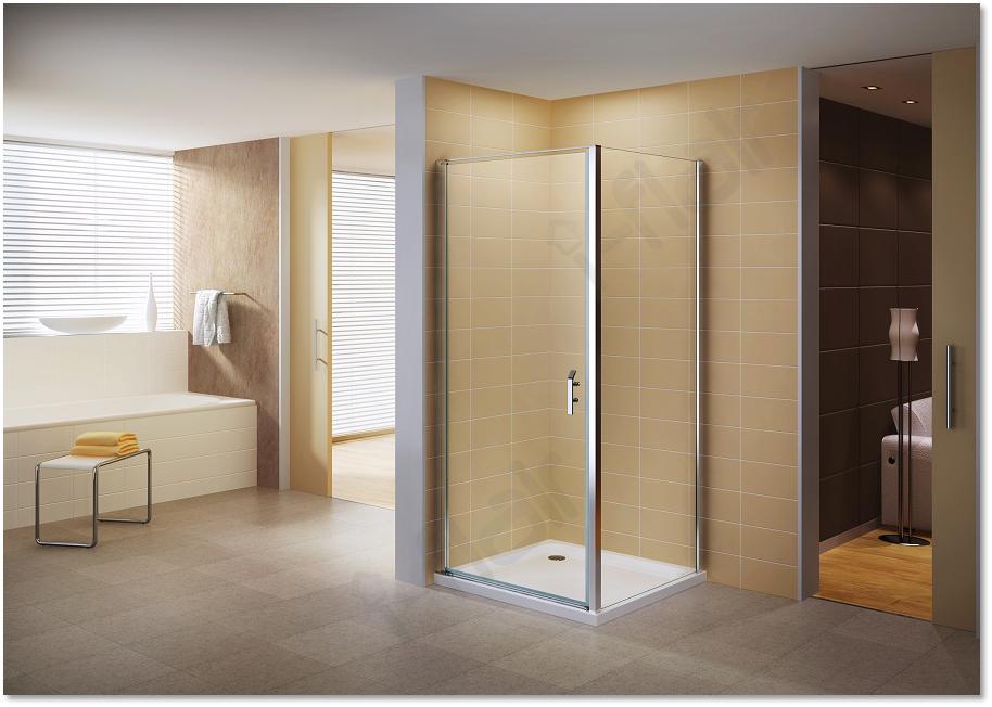 kabine duschkabine aus 8 mm einscheibensicherheitsglas esg alle gr en 668 ebay. Black Bedroom Furniture Sets. Home Design Ideas