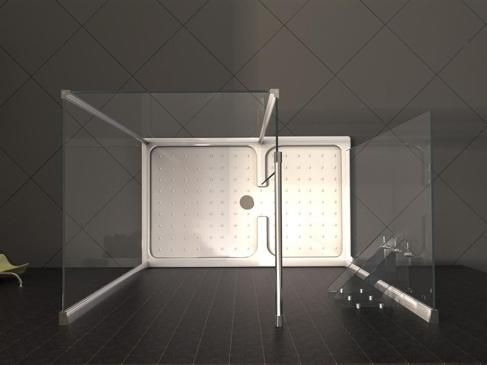 walk in dusche unter schrage raum und m beldesign inspiration. Black Bedroom Furniture Sets. Home Design Ideas