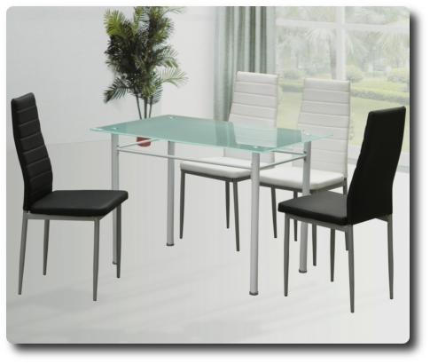 6 oder 8 st ck wei e esszimmerst hle essgruppe sitzgruppe k chen stuhl st hle ebay. Black Bedroom Furniture Sets. Home Design Ideas