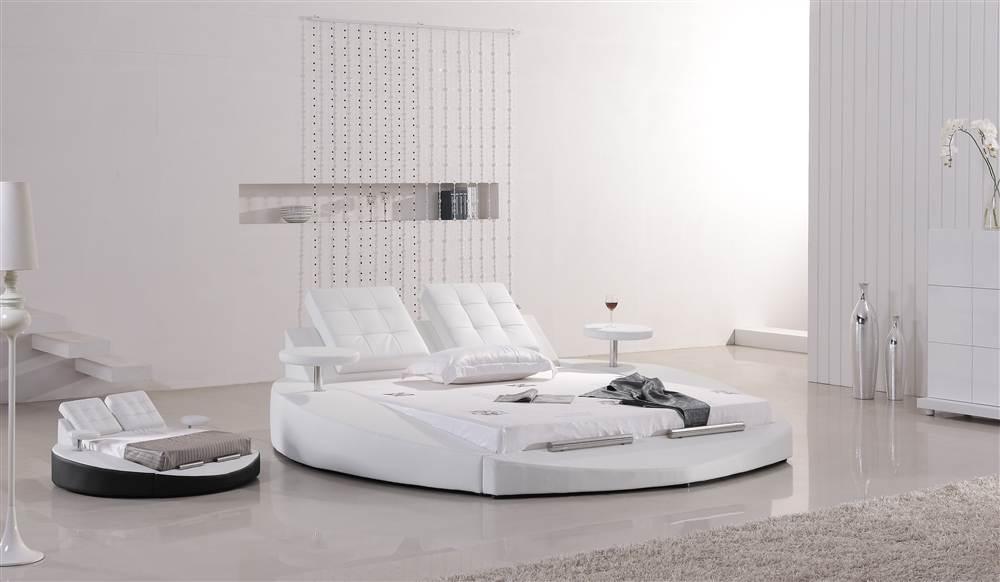 polsterbett doppelbett bettgestell gianni 140x200 design bett lederbett g0w neu. Black Bedroom Furniture Sets. Home Design Ideas