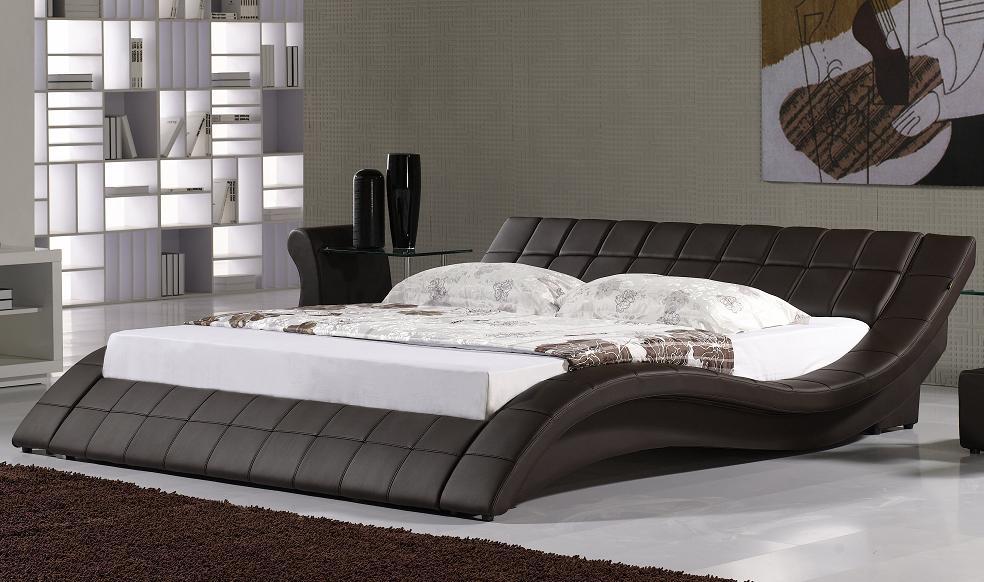 design doppelbett bettgestell ehebett polsterbett raul 140x200 r0m neu ebay. Black Bedroom Furniture Sets. Home Design Ideas