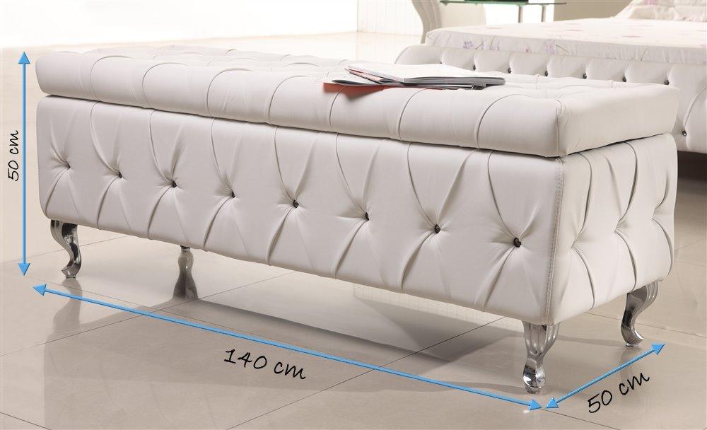 canape designer kommode betthocker sitzbank s2 0w ebay. Black Bedroom Furniture Sets. Home Design Ideas