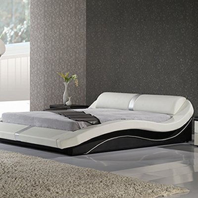 polsterbett ehebett doppelbett toni 160x200 designer bett lederbett t0bw neu ebay. Black Bedroom Furniture Sets. Home Design Ideas